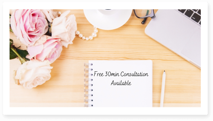 Free Initial Personal Stylist Consultation - Megan Watson Stylist